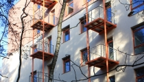Dzīvokļu māja Rīgā, Rātsupītes ielā 3