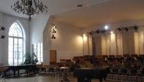 """Kora """"Latvija"""" mēģinājumu-koncertzāles pārbūve Rīgā"""
