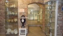Porcelāna muzeja Konventa sētā interjers