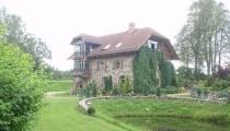 Ūdensdzirnavu pārbūve par dzīvojamo māju