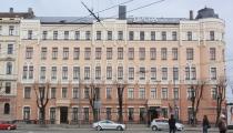 """Viesnīcas """"Baltija"""" parbūve par SPA viesnīcu """"Opera hotel"""""""