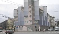 Dzīvojamā māja Rīgā, Brīvības un Pērnavas ielas stūrī
