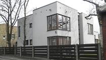 Dzīvojamā māja Čiekurkalnā