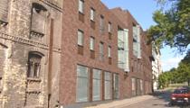 Ēku pārbūve Rīgā, Daugavgrīvas un Ērģeļu ielas stūrī