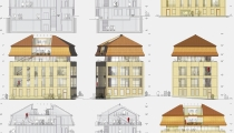 Biroju ēkas jaunbūve Rīgā, Kungu ielā