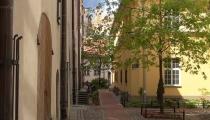 """Komplekss """"Konventa sēta"""" Kalēju ielā, Rīgā"""