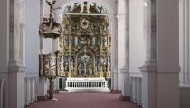 Lestenes baznīcas interjera atjaunošana