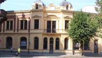 Ēkas rekonstrukcija veikalu un biroju vajadzībām Liepājā