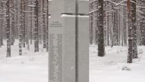 Latviešu karavīru piemiņai Padomju Savienības teritorijā